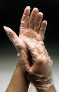 poly-handschoen